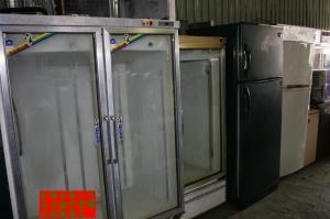 兩門透明冰箱