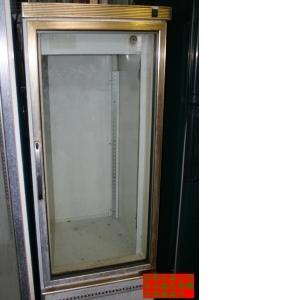單門透明冰箱