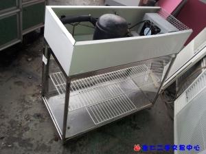 冷藏透明展示冰箱
