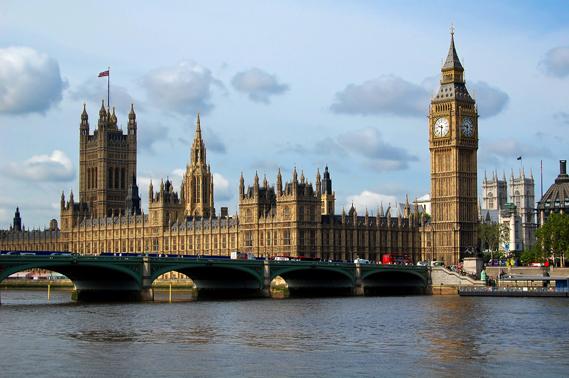 2019暑假遊學倫敦