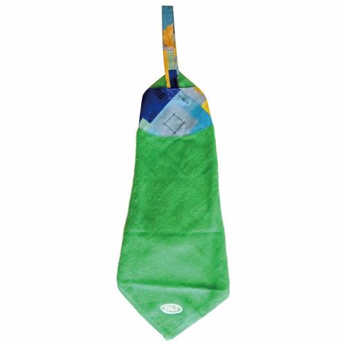 抗菌擦手巾(綠)