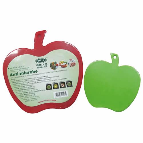 迷你蘋果型抗菌沾板