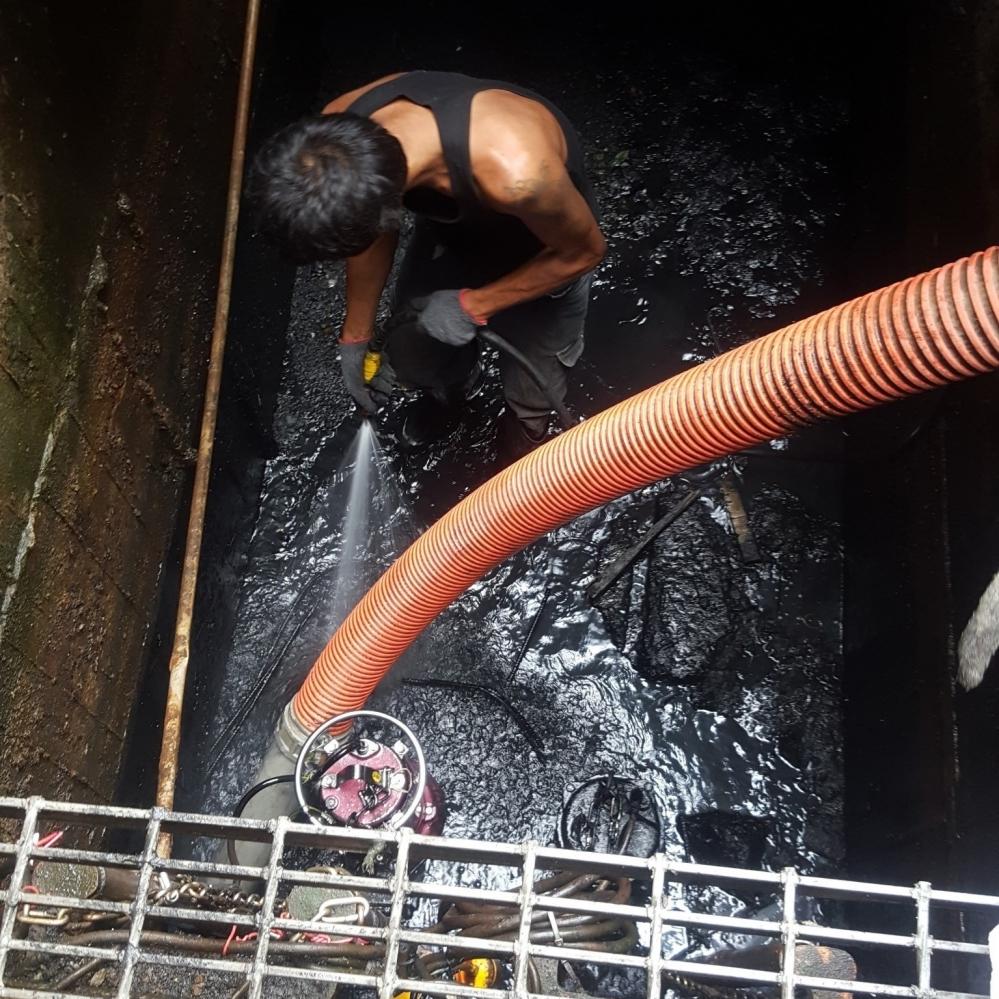 台北下水道清洗