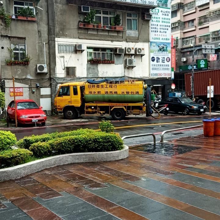 台北TV車檢視工程