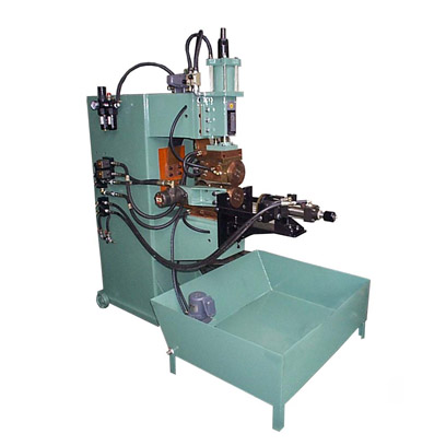 Pneumatic Seam Welder