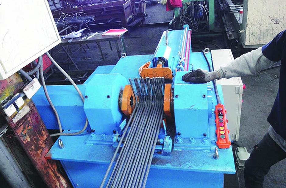 Rebar Bending Machine - 1 Arms
