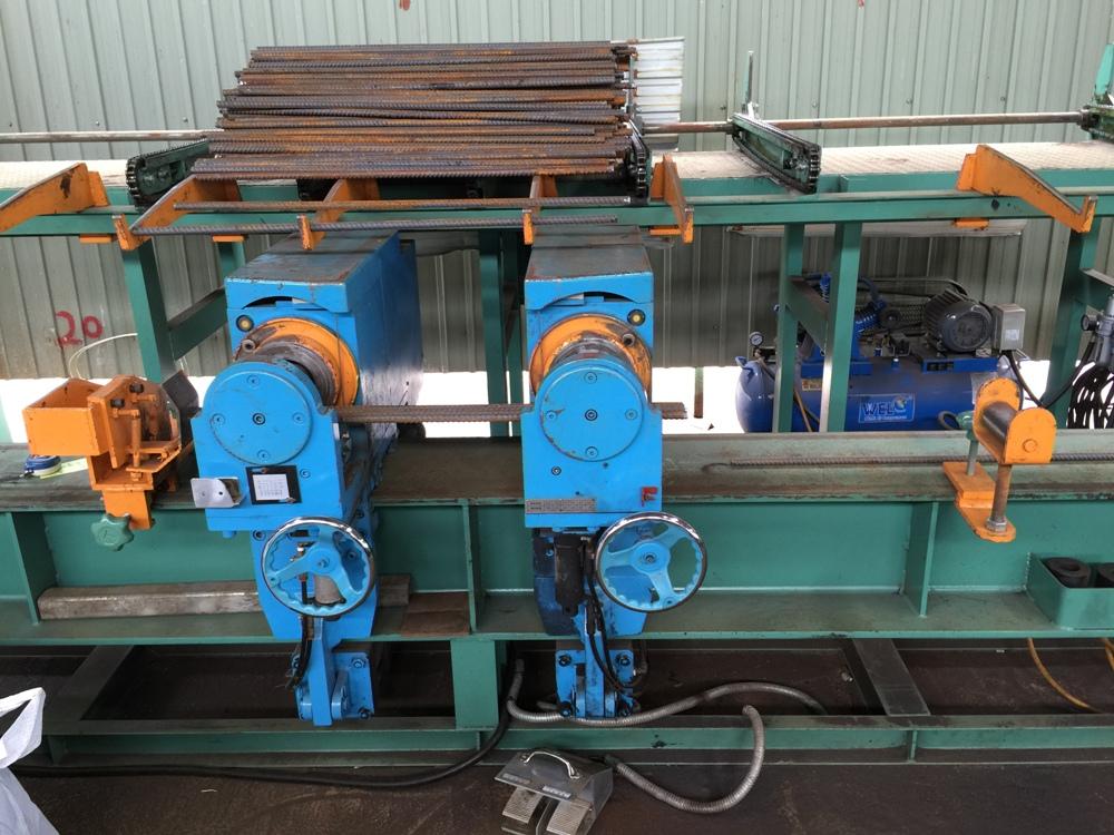 DT-BD2-8C Construction-Rebar bending machine