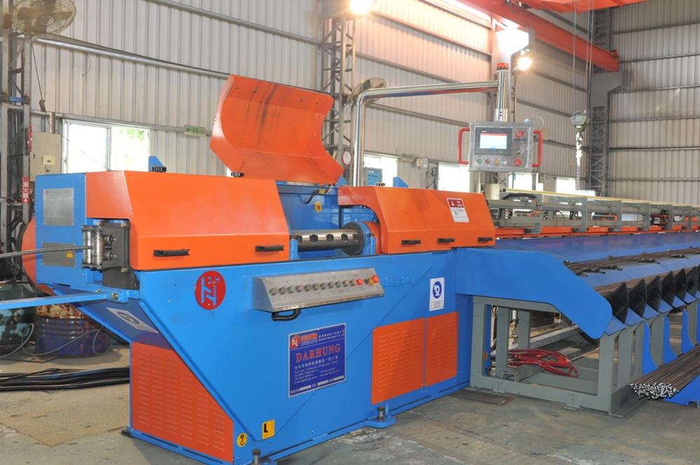 DH5-12A Rebar Straightening Machine