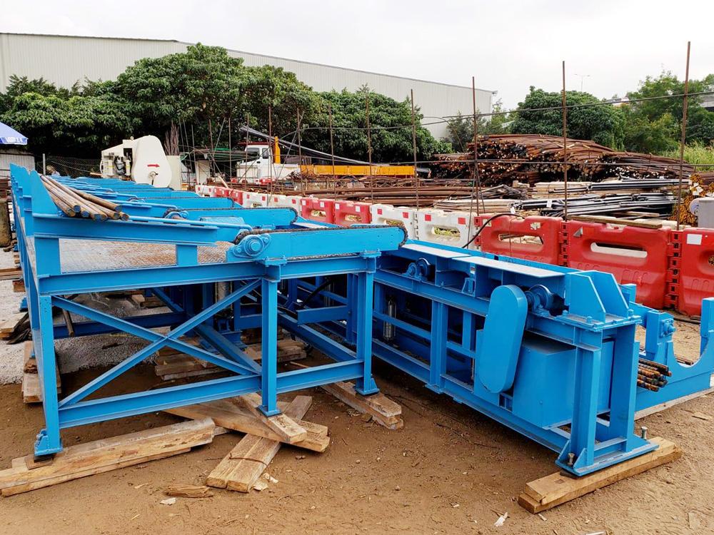 DT1818C-100TON Construction-Rebar shearing line