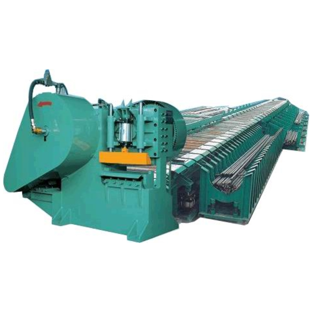 Reinforcement Steel Shearing Line