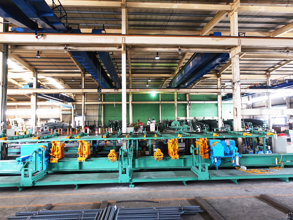 DT-BD2-11A Rebar Bending Machine with Automated