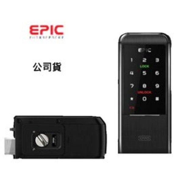 EPIC (公司貨)(含安裝)TRIPLEX_2WAY電子輔助鎖 100組卡片 管理者密碼