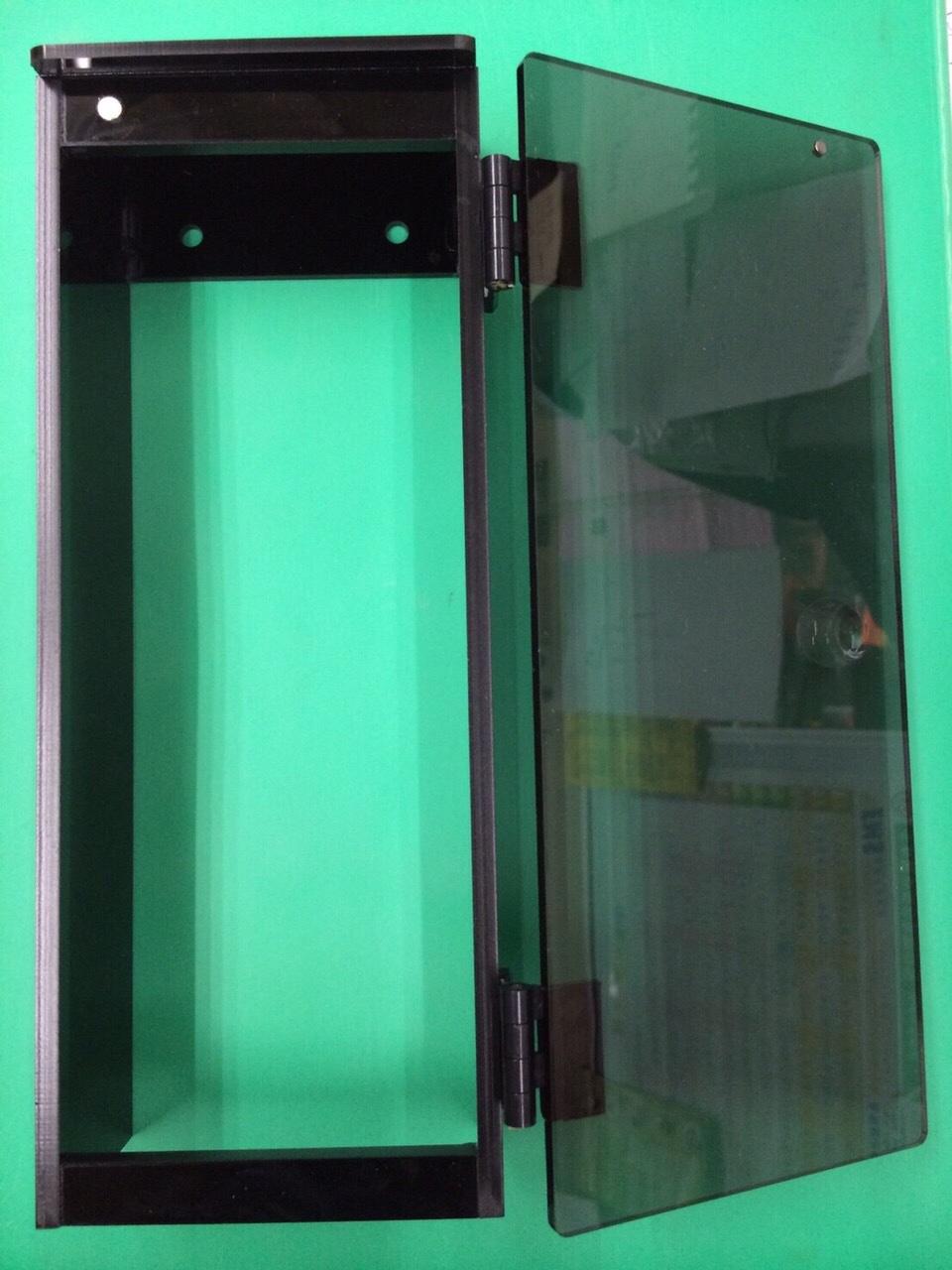 電子鎖輔助鎖用防水盒