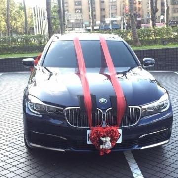 禮車出租-BMW 7系列 G12