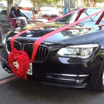 結婚禮車-BMW 7系列 F02
