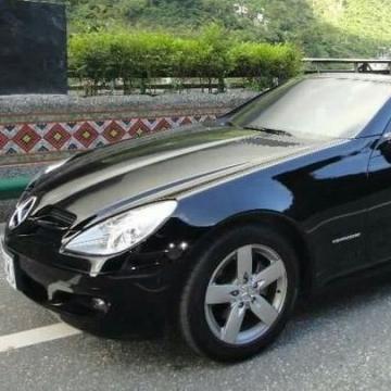 禮車出租推薦-賓士 SLK R171