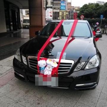 結婚禮車-賓士 E系列 W212 黑色