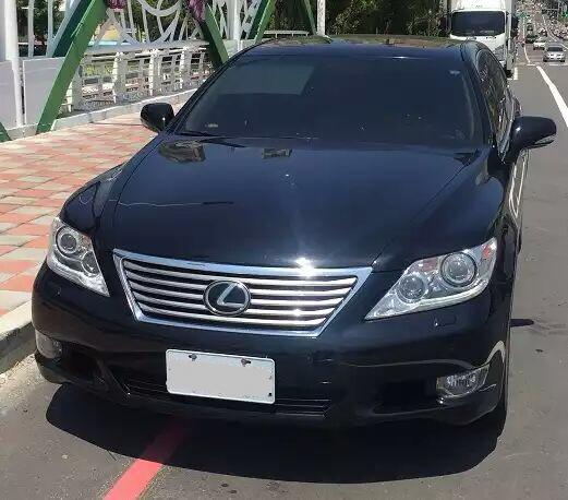 Lexus-LS460
