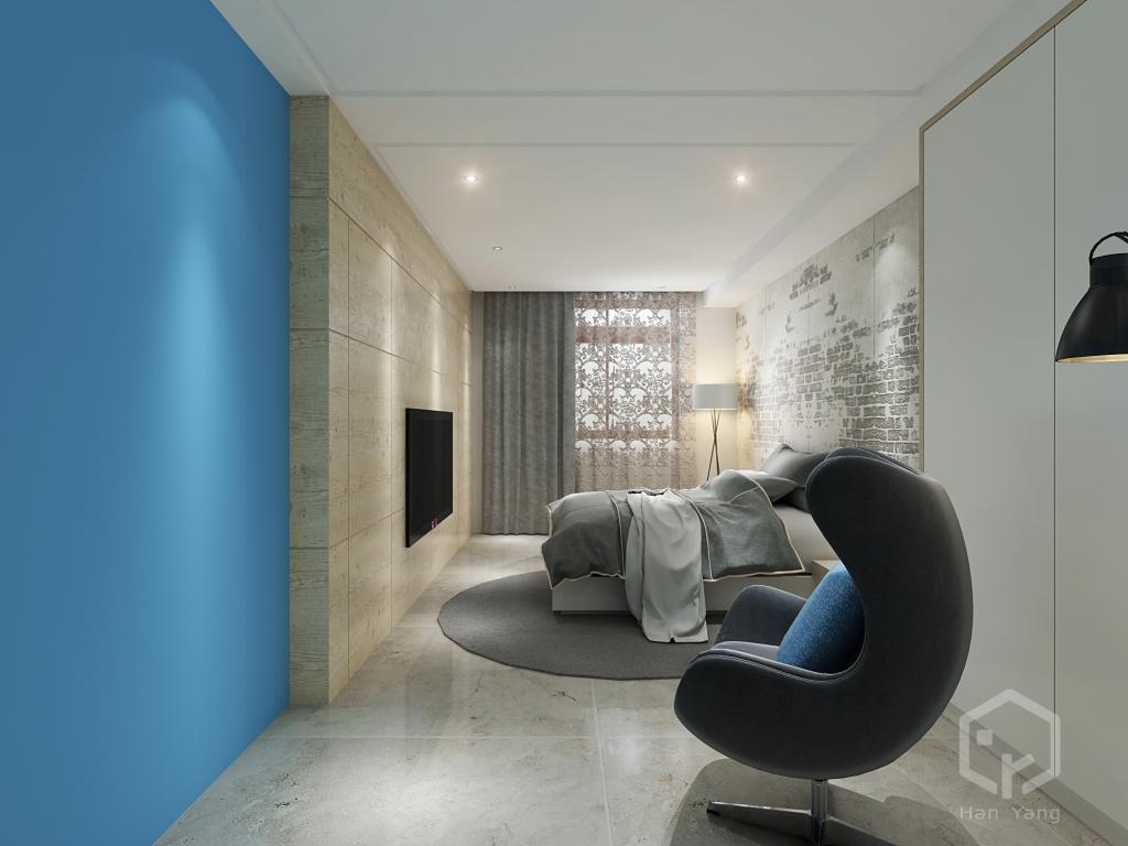 3D模擬-台中西屯住宅