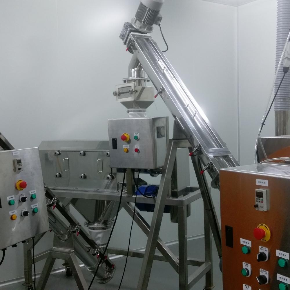 粉粒體整廠輸送系統
