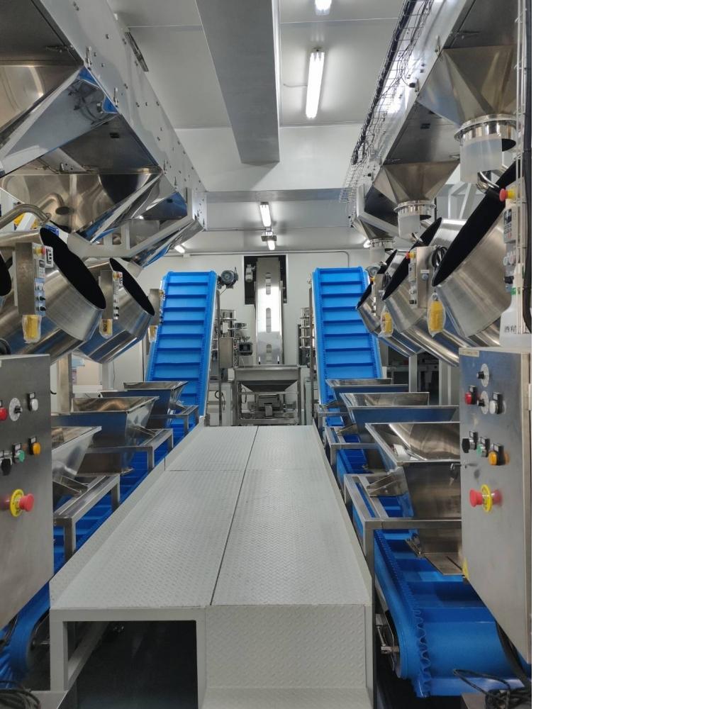 自動粉圓珍珠生產整廠