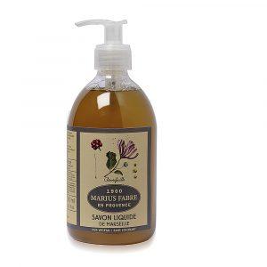 天然草本忍冬液體皂5