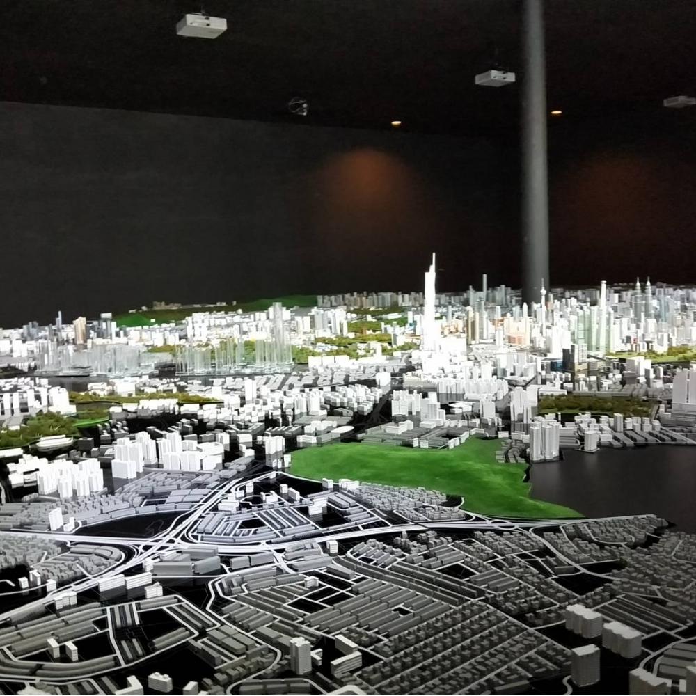 馬來西亞城市導覽