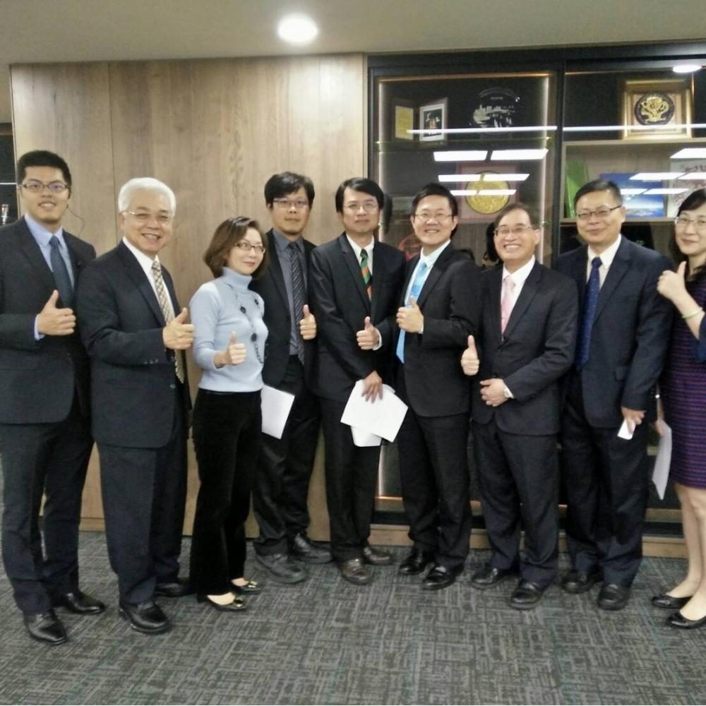台中律師公會新址揭牌