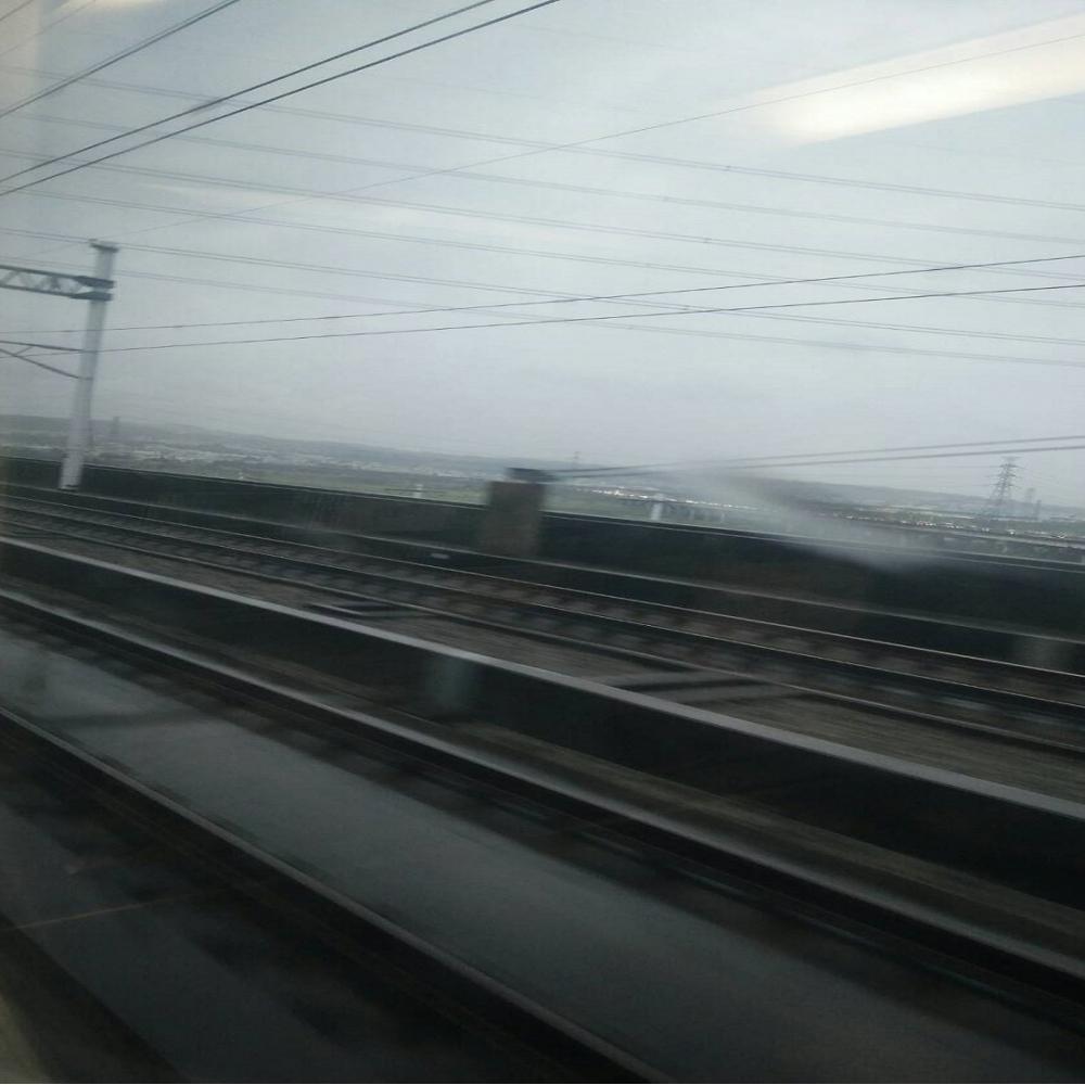 清晨的月台(台中/社