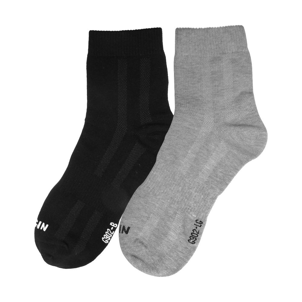 運動機能中筒除臭襪