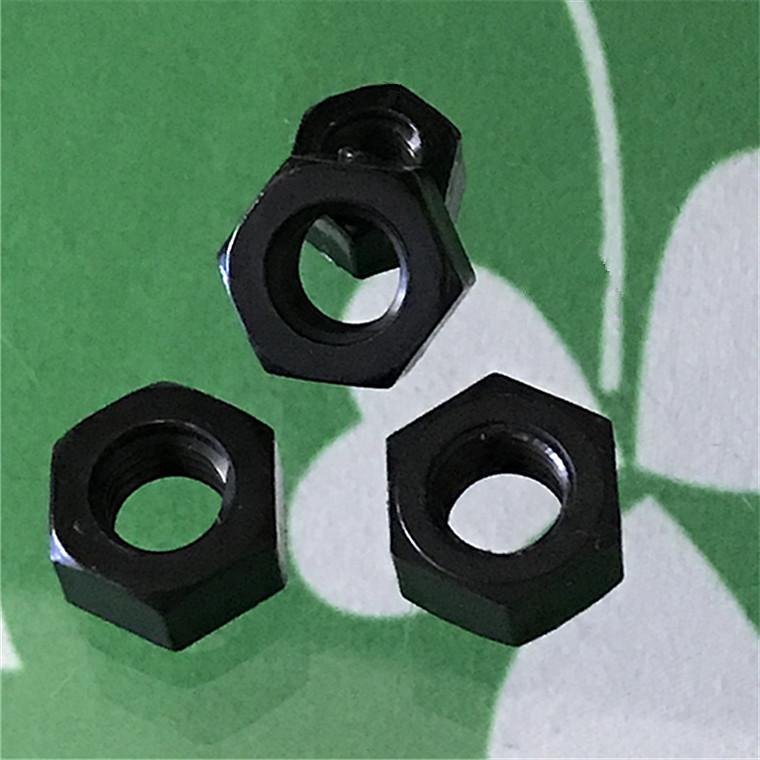 螺絲-黑色PA