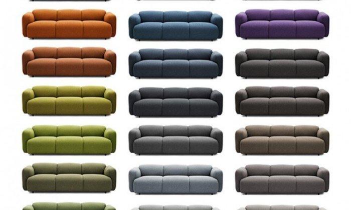 復刻Normann Copenhagen Swell Sofa 訂做沙發 台灣嚴選工廠製造/高質感-訂製款