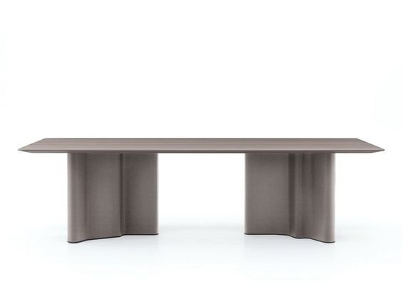 復刻Minotti Lou Dining Table餐桌/工作桌/商空配置/居家/圓桌-訂製款